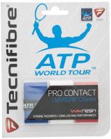 Owijki tenisowe Tecnifibre Pro Contact ATP 3P - blue/red/white