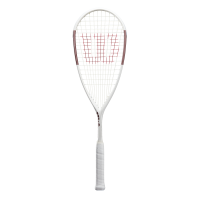 Rakieta do squasha Wilson Tempest Lite - white/rose gold