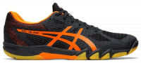 Asics Gel-Blade 7 - black/shocking orange