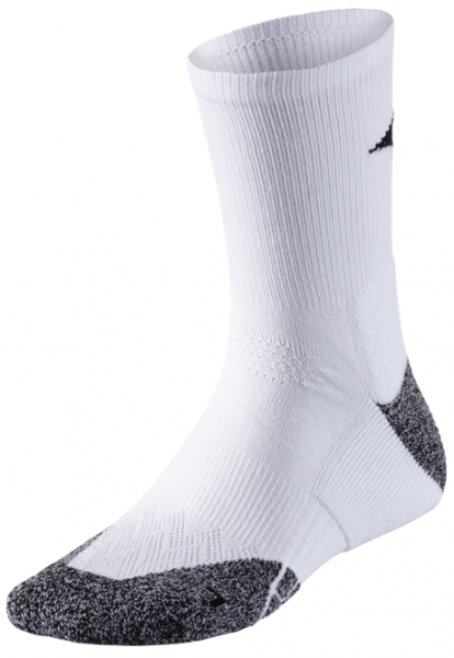 Socks Mizuno Premium Tennis Comfort Sock - 1 pary/white/grey