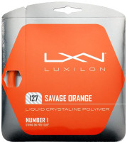 Luxilon Savage Orange 127 (12,2 m)