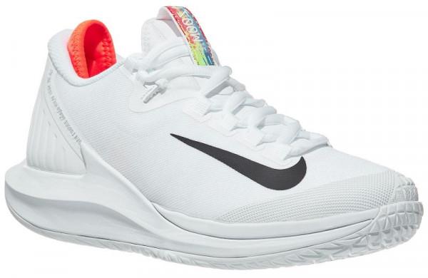 Nike W Court Air Zoom Zero - white/black/bright crimson