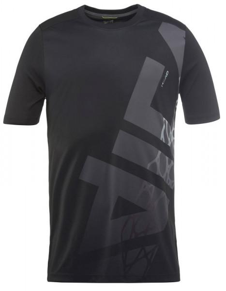 T-krekls zēniem Head Vision Radical T-Shirt - black