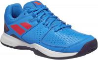 Vīriešiem tenisa apavi Babolat Pulsion Clay - dark blue