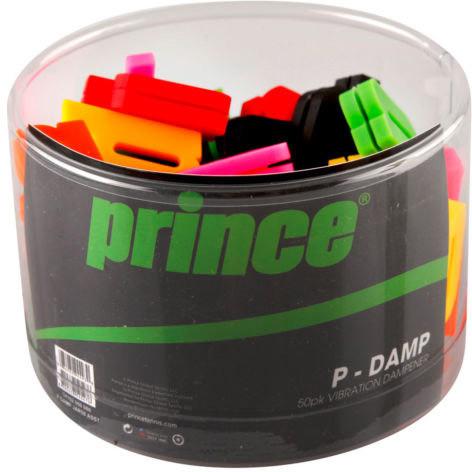 Tenisa vibrastopi Prince Dampener Jar 50 - multi