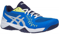 Teniso batai vyrams Asics Gel-Challenger 12 - electric blue/silver