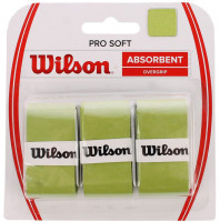 Wilson Pro Soft (3 vnt.) - light green