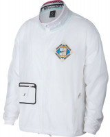Męska bluza tenisowa Nike Court Jacket Stadium - white/black