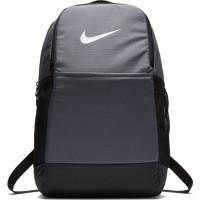 Plecak tenisowy Plecak Tenisowy Nike Brasilia M Backpack - flint grey/black/white