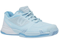 Damskie buty tenisowe Wilson Rush Pro 2.5 Clay Court W - omphalodes/white/alaskan blue