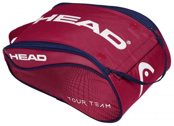 Head Tour Team Shoe Bag - raspberry/navy