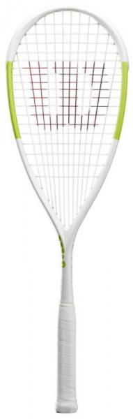 Rakieta do squasha Wilson Tempest Pro - white/green