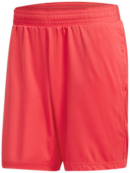 2a79c6518 Męskie spodenki tenisowe Adidas Match Code Short 7 - shock red/night  metallic