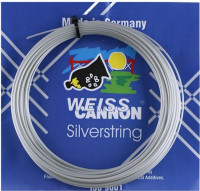 Naciąg tenisowy Weiss Cannon Silverstring (12 m)