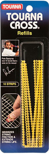 Tourna Cross Refills - yellow
