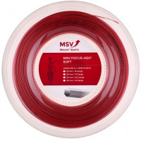 MSV Focus Hex Soft (200 m) - red