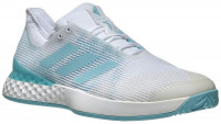 Teniso batai vyrams Adidas Adizero Ubersonic 3 M x Parley - ftwr white/blue spirit/ftwr white