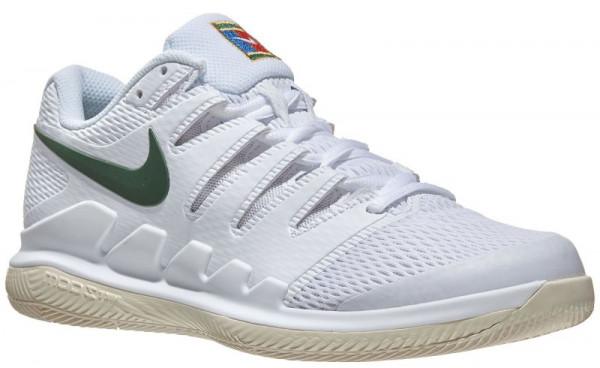 Damskie buty tenisowe Nike WMNS Air Zoom Vapor X - white/gorge green/light cream