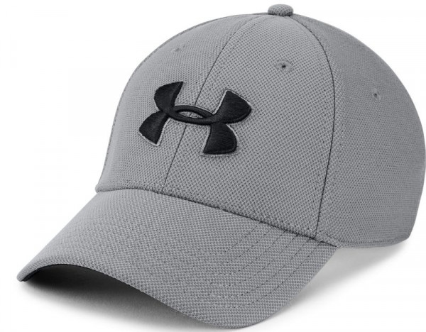 Tenisa cepure Under Armour Blitzing 3.0 Cap Men - grey
