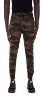Męskie spodnie tenisowe Hydrogen Do It Better Sweatpants - camouflage
