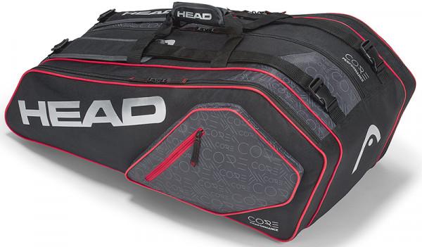 Head Core 9R Supercombi - black/silver