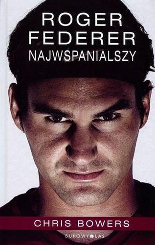 Książka Roger Federer Najwspanialszy