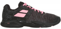 Ženske tenisice Babolat Propulse Blast All Court Women - black/geranium pink