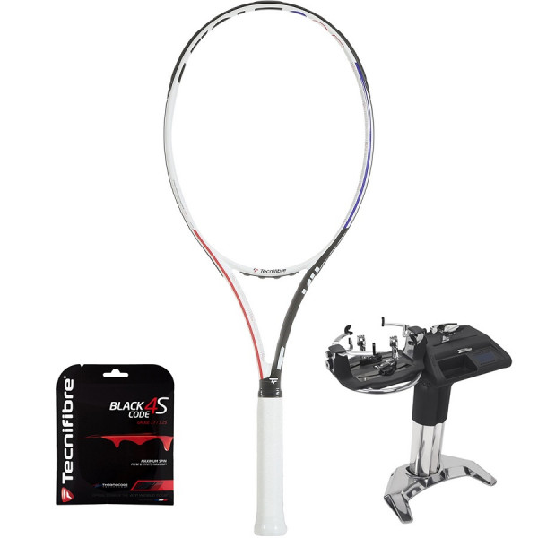 Rakieta tenisowa Tecnifibre T-Fight RS 305 + naciąg + usługa serwisowa