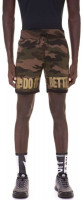 Męskie spodenki tenisowe Hydrogen Do It Better Shorts - camouflage