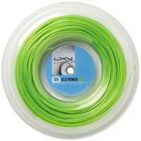 Luxilon Big Banger Alu Power 125 (200m) - lime green