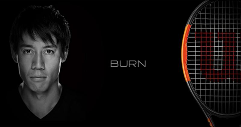 Rakiety tenisowe Wilson Burn