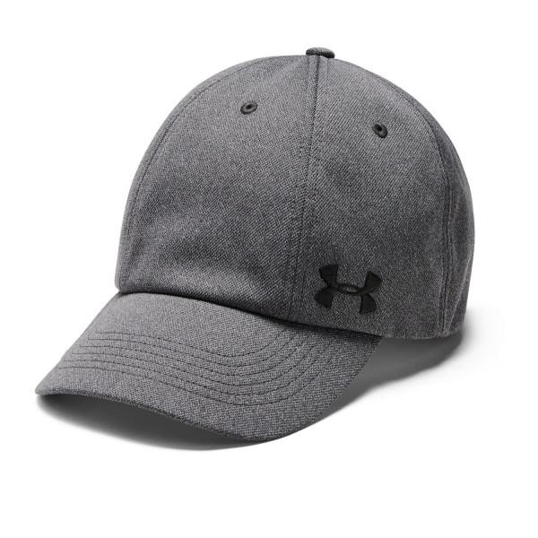 Czapka tenisowa Under Armour Multi Hair Cap - black/black