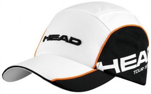 Head Tour Team Functional Cap - white/black