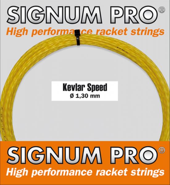 Naciąg tenisowy Signum Pro Kevlar Speed (12 m)