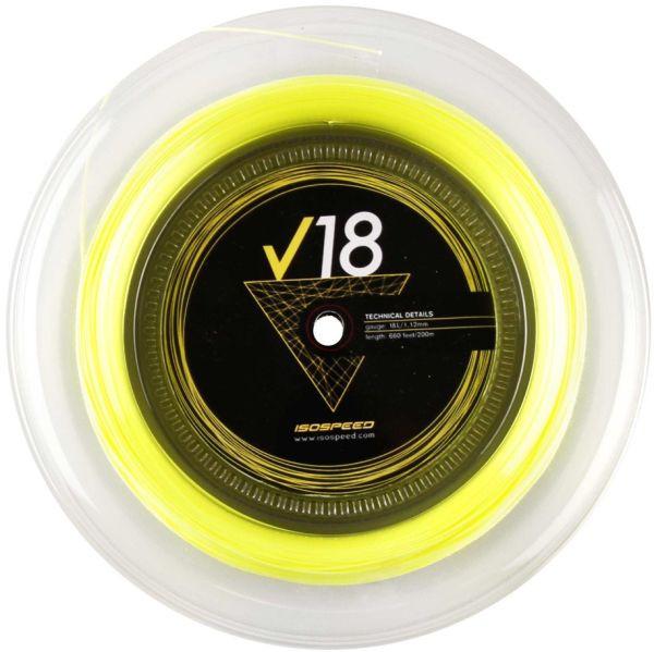 Naciąg tenisowy Iso-Speed V18 (200 m)