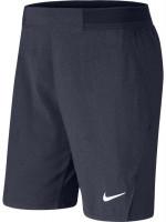 Męskie spodenki tenisowe Nike Court Flex Ace 9 Short - obsidian/white