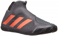 Teniso batai vyrams Adidas Stycon M - grey six/true orange/core black
