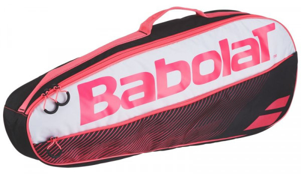 Babolat Club Line Racket Holder Essential x3 - pink