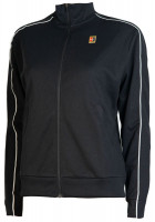 Damska bluza tenisowa Nike Court Warm Up Jacket - black/black/white