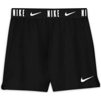 Nike Dri-Fit Trophy 6in Shorts - black/black/white