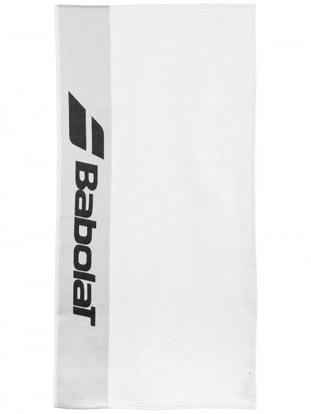 Ręcznik tenisowy Babolat Towel - white/black