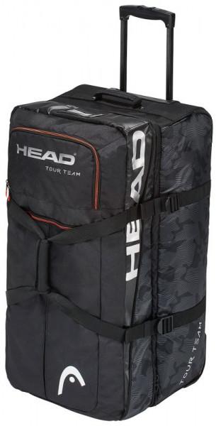 Head Tour Team Travel Bag - black/silver