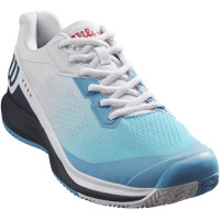Męskie buty tenisowe Wilson Rush Pro 3.5 Chicago - norse blue/outer space/ wilson red