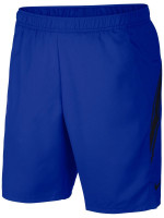 Nike Court Dry 9in Short - game royal/black/black