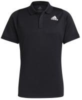 Adidas Primegreen Freelift Polo - black/white