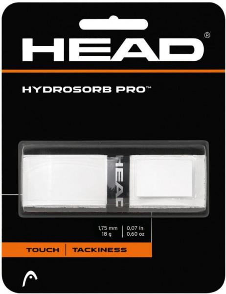 Owijki tenisowe bazowe Head Hydrosorb Pro (1 szt.) - white