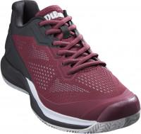 Męskie buty tenisowe Wilson Rush Pro 3.5 - fig/black/white