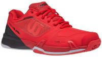 Męskie buty tenisowe Wilson Rush Pro 2.5 - infrared/black/pearl blue