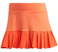 Teniso sijonas moterims Adidas Primeblue Match Skort Women - true orange/black