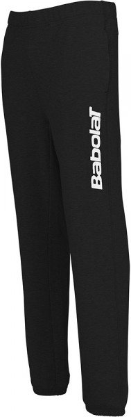 Babolat Pant Sweat Big Logo Boy - black